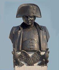 Staute de Napoleon- Varsovie