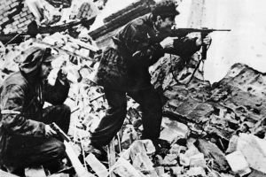 Deux insurges polonais 1944