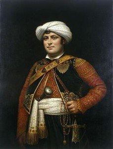 Roustan Raza, le mamelouk de Napoleon