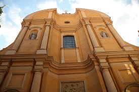 Facade de l'eglise saint martin