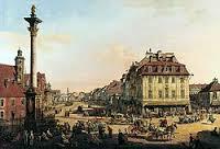 Tableau de Canaletto. L'immeuble John.