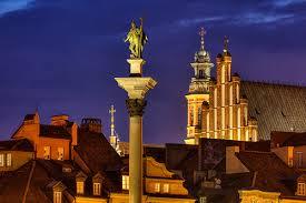 La colonne Sigismond III Vasa