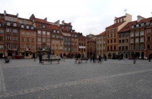 Stary Rynek - Le Vieux marche