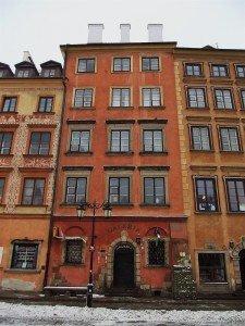 L'immeuble Urbanowska numero 23