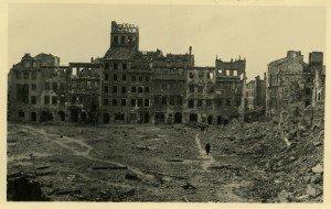 La Vieille Ville 1944