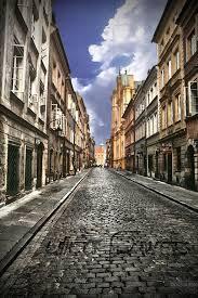 La rue Piwna.