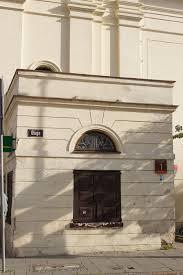 La plus petite maison de Varsovie au numero 1 de la rue Długa